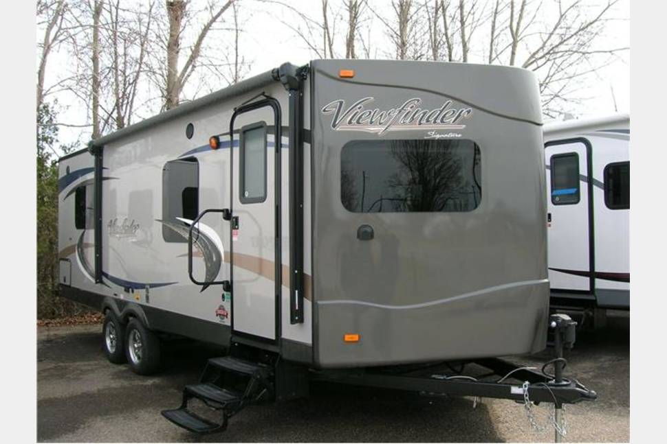 2014 Cruiser RV Viewfinder Series M19K - 2014 viewfinder - RENTAL FEES REIMBURSED BY OWNER FOR ONE WAY TRAVEL EAST OF THE MISSISSIPPI!