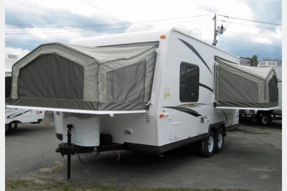 2015 Forest River Shamrock 183 - Ready for Adventure!