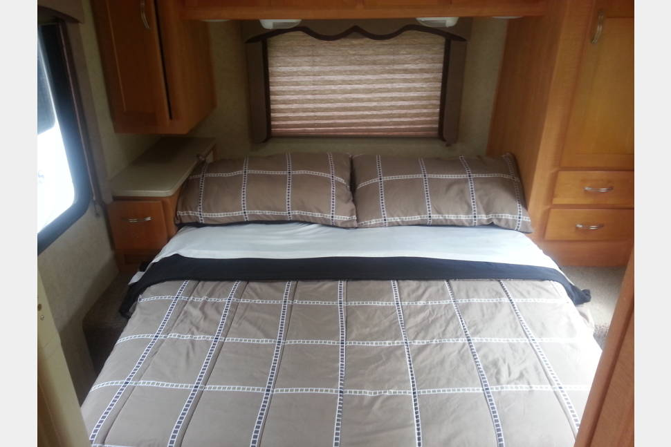 2008 Forest River - Sunseeker - Sunseeker