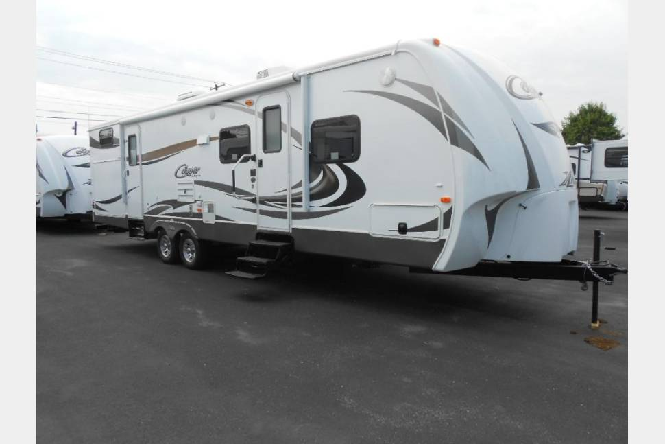2013 Cougar By Keystone - Super Fun Trailer