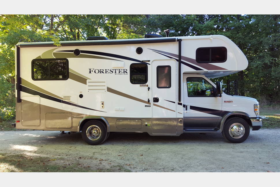 2017 Forest River Forester 2291SF - 2017 Forester by Forest River 2291SF