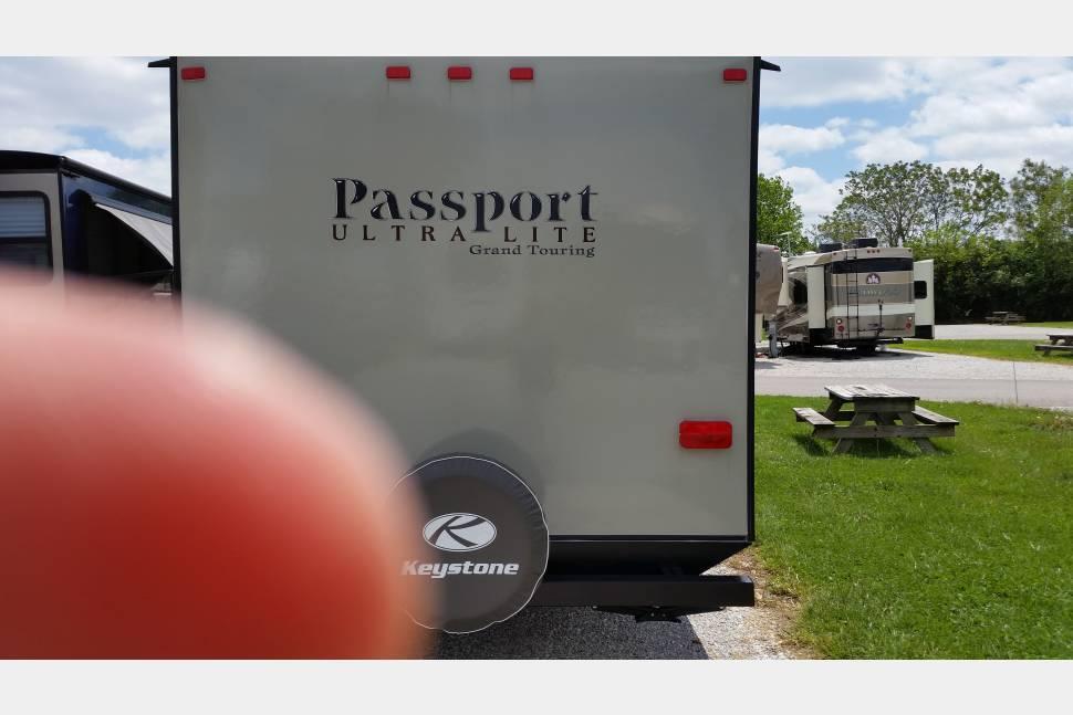 2014 Keystone Passport 2920BH - Home Away From Home
