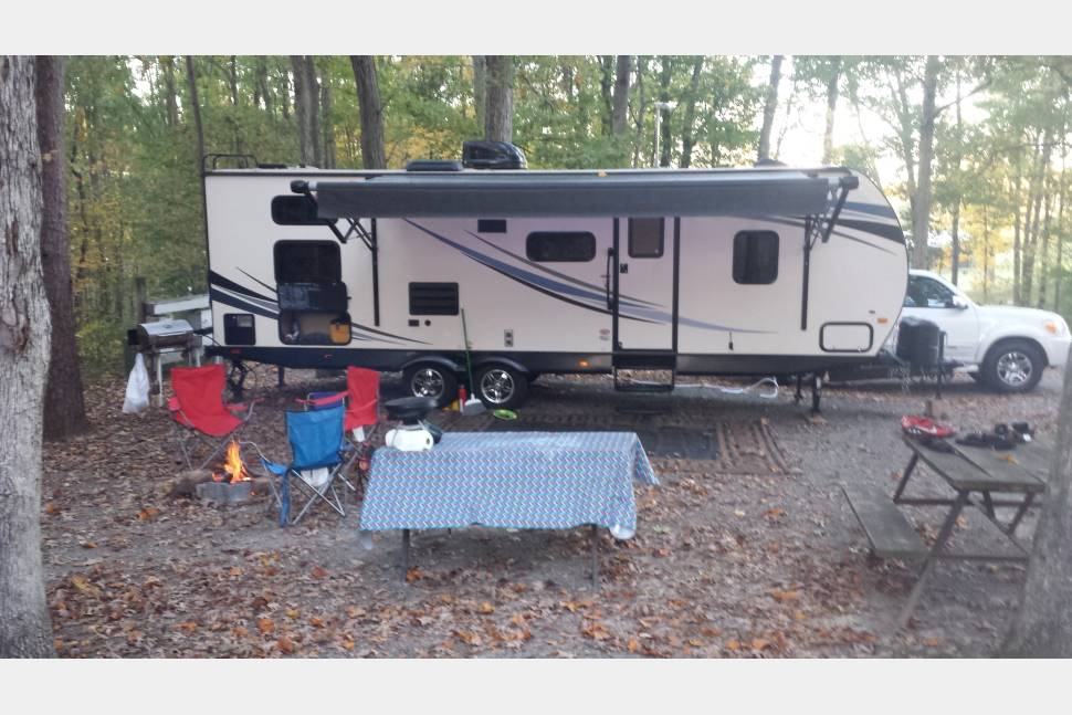 2014 Palomino Solaire - The