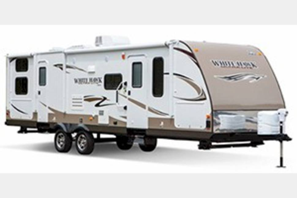 2013 Jayco Whitehawk - Home Away from Home