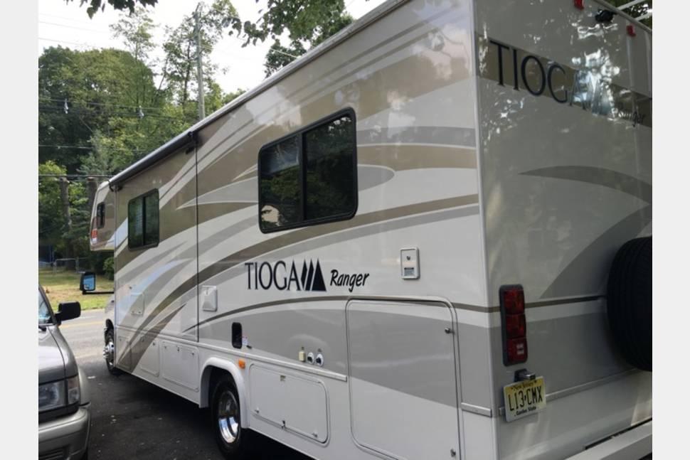 2011 Tioga Ranger 28 Y - Tioga Ranger