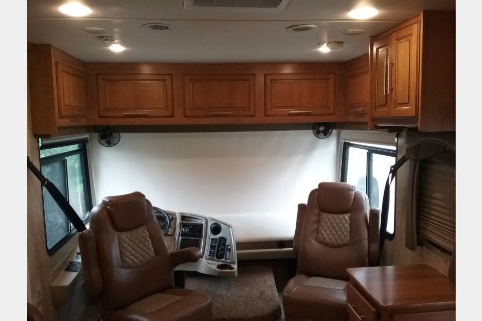 2015 Coachman Encounter Popular - The Dream Machine