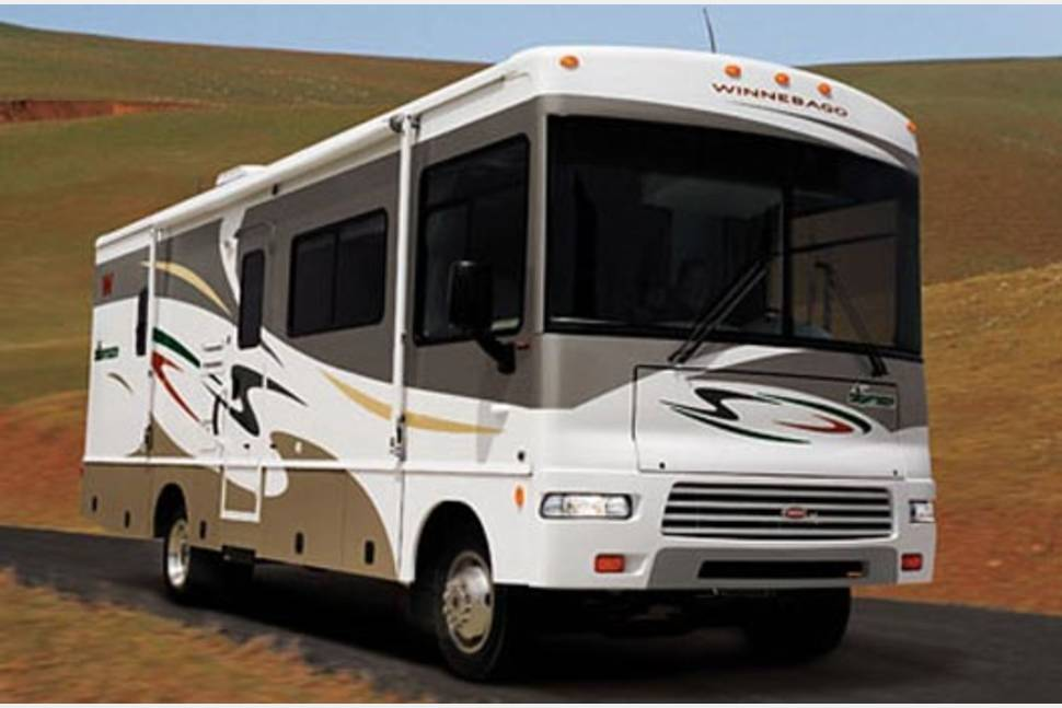 2007 Winnabago Sightseer - Awesome Winnebago!