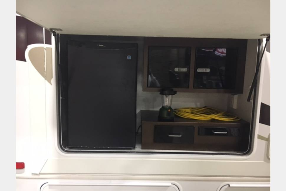 2013 Jayco Greyhawk - 33 Ft Class C Bunkhouse with Outdoor Kitchen