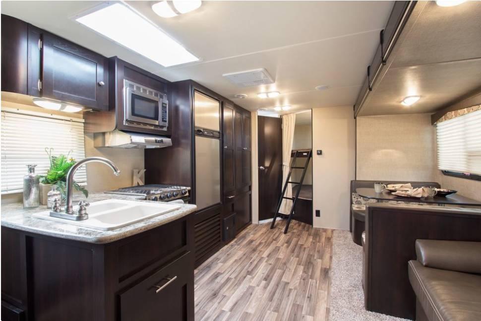2016 Dutchman Kodiak Express 286BHSL - 2016 Mobile cabin !