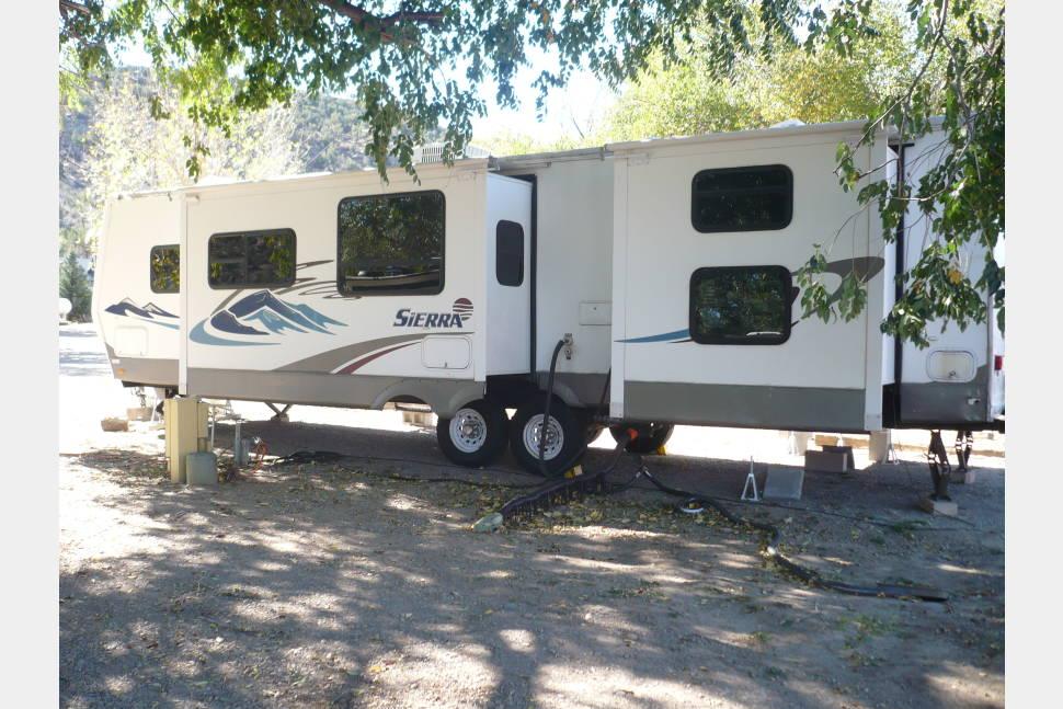 2007 Forest River  Sierra - Lucille