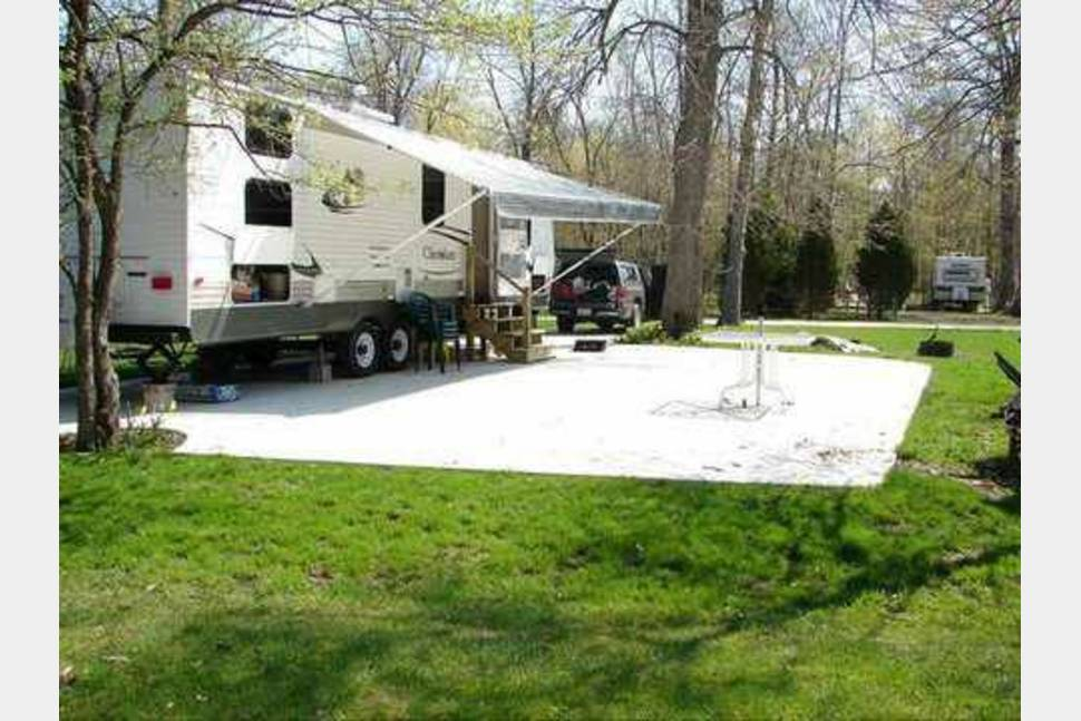 2005 Cherokee Travel Trailer - Camper Travel Trailer Rental, We can deliver the FUN!!!