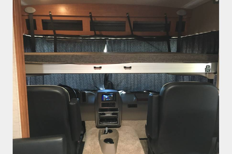 2016 Winnebago Sunstar - Cruise in style and luxury