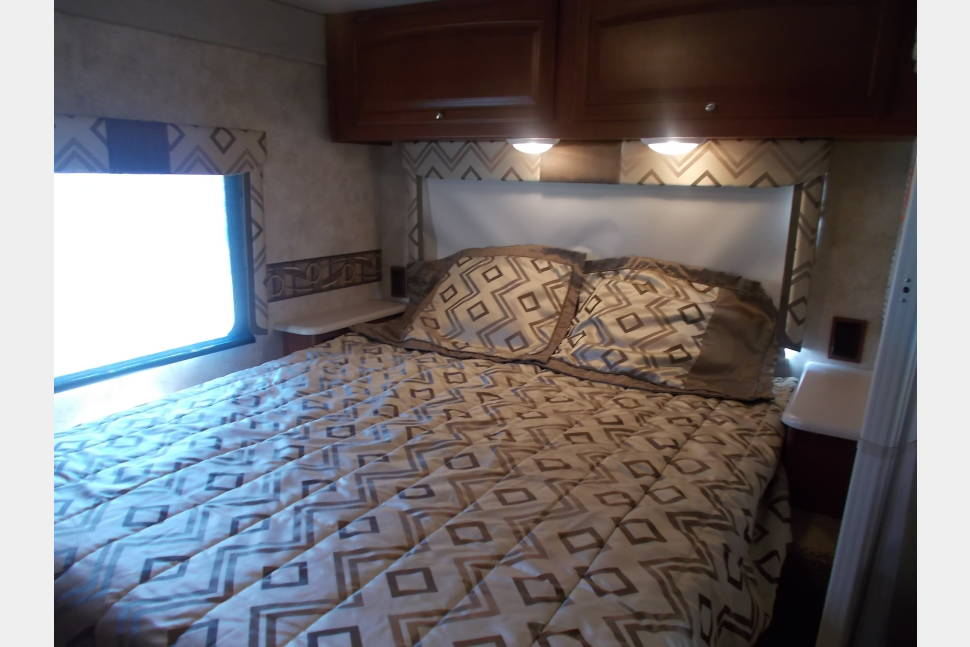 2012 Winnebago - Bunk Retreat