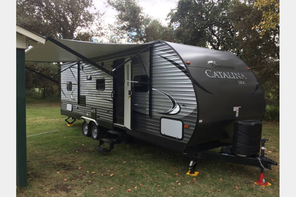 2016 Coachmen Catalina SBX - BRAND NEW 2016 Coachmen Catalina SBX 261BHS