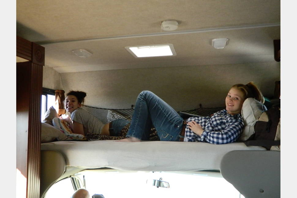 2012 Fleetwood Jamboree - The Budinski Bomb