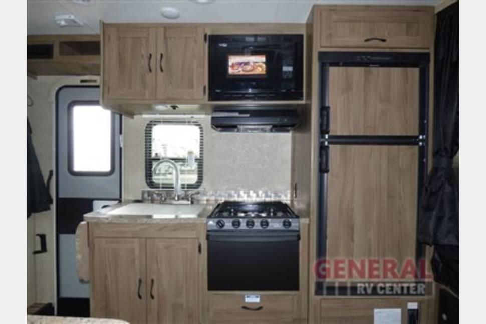 2017 Coachman Prism 2150 LE - 2017 Coachman Prism 2150 LE - Diesel Class C RV - Sleeps 6