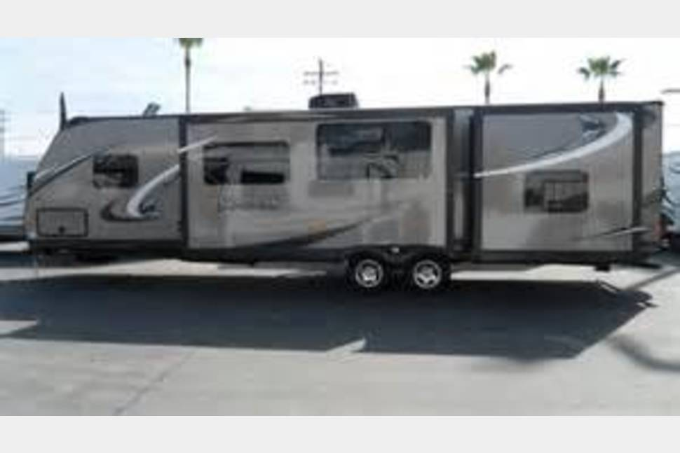 2014 Dutchmen Kodiak 300 BHSL - Ultimate Edition Luxury Travel Trailer