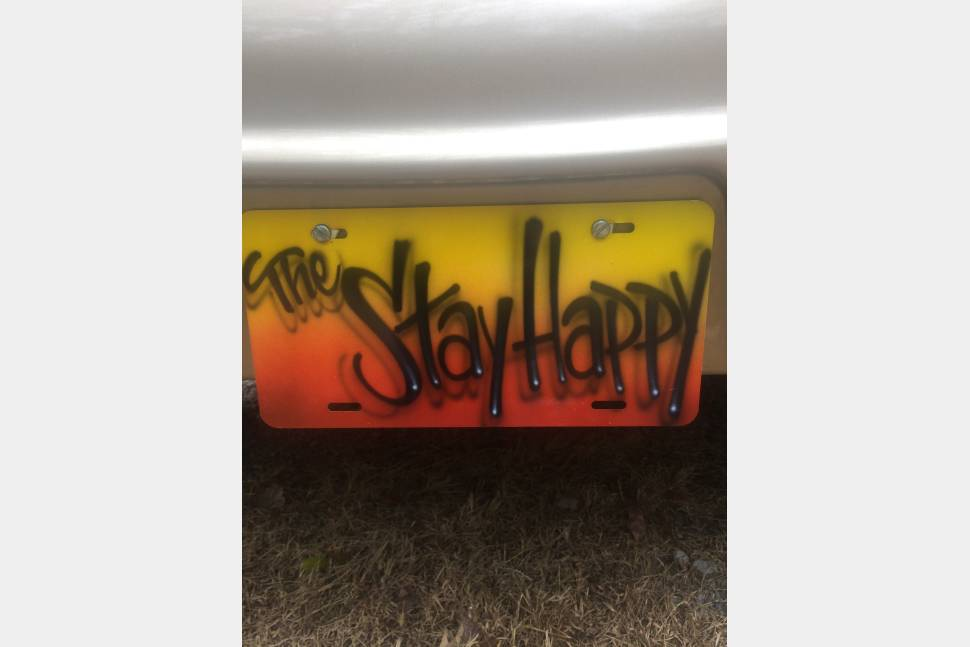 2009 Ford/pursuit   The Stay Happy - The  Stay Happy