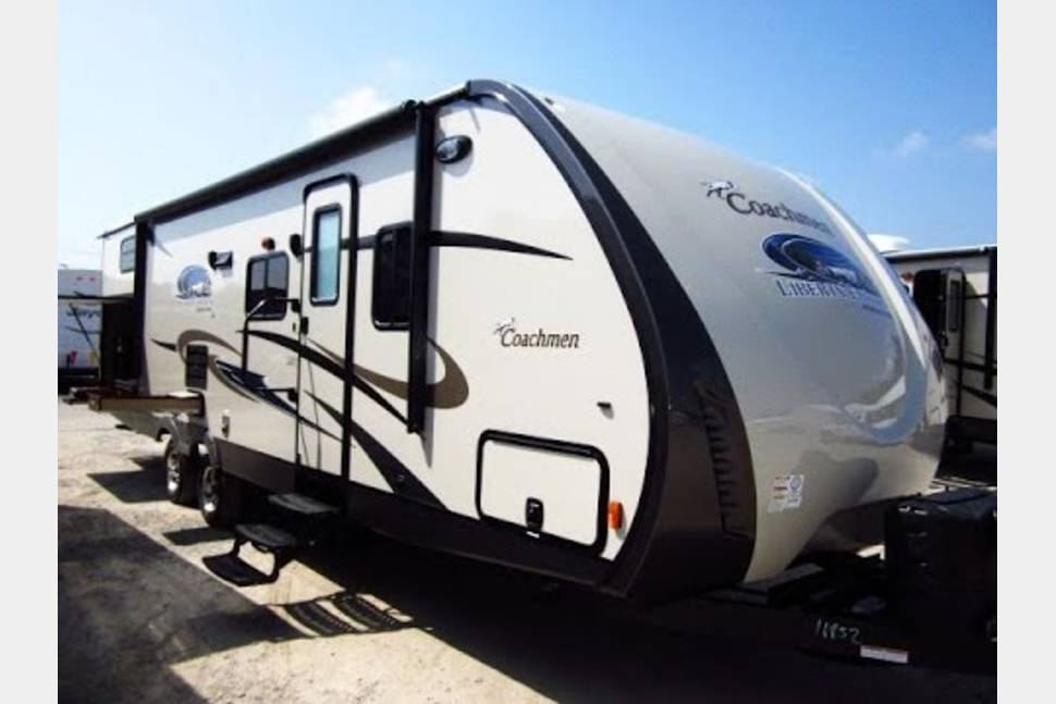 2013 Coachman Liberty Edition - home away from home