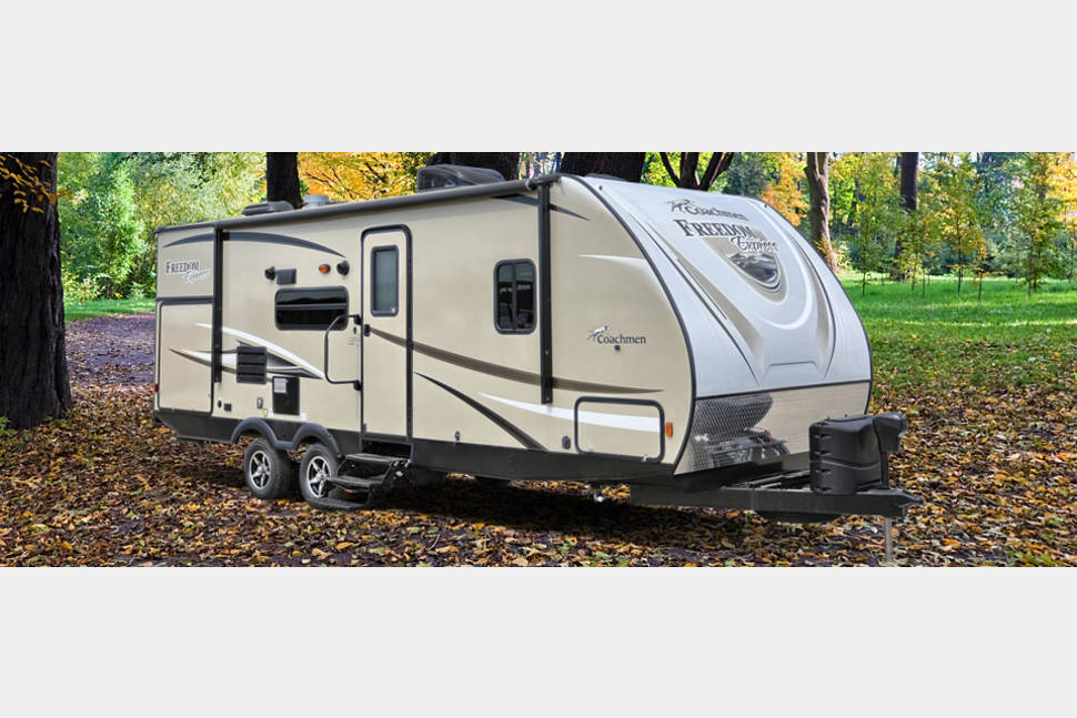 2018 Freedom Express 29 Se - roughing it smoothly rv rentals