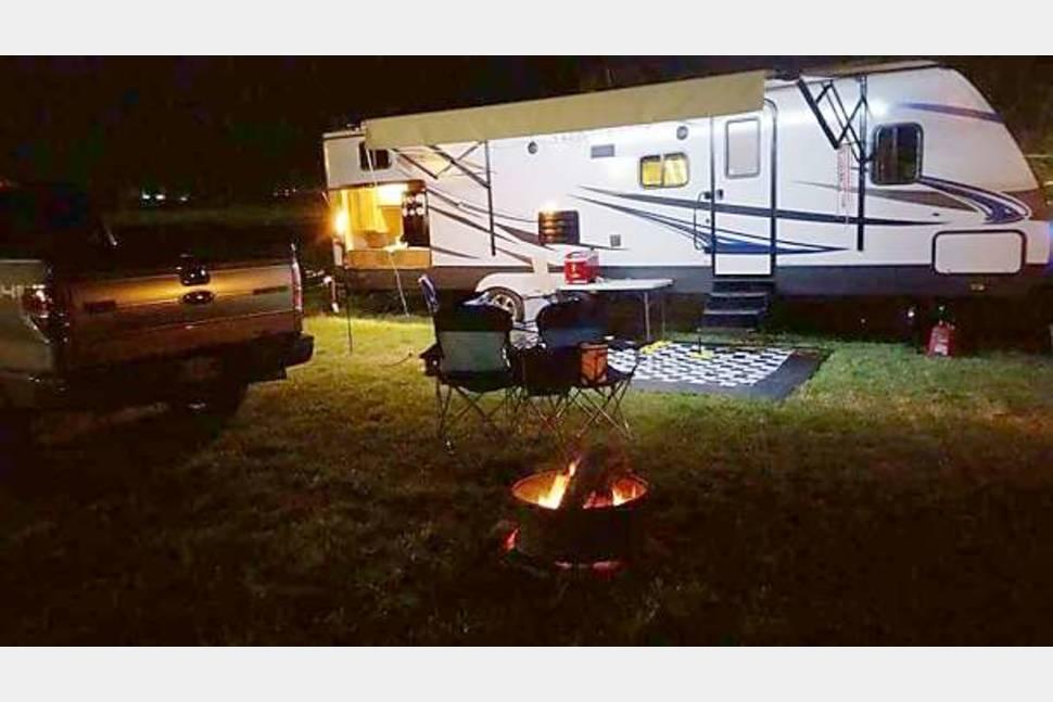 2015 Sunset Trail Superlite - Road trip memories