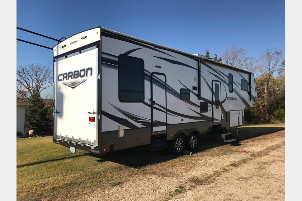 2014 Keystone Carbon Toy Hauler - Anytime - Anywhere Camping