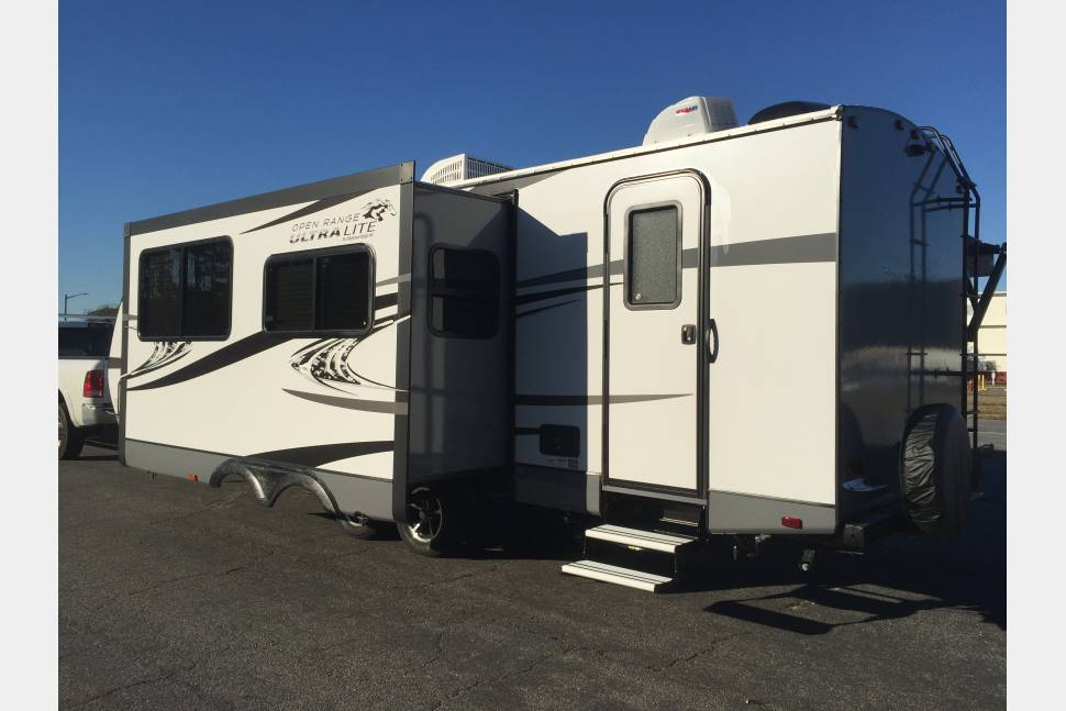 2017 Open Range Ultra Lite 2802BH - Open Range fun for all!