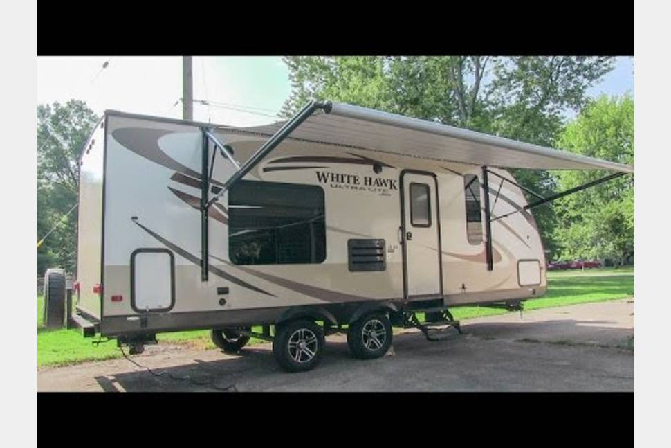 2014 Jayco White Hawk - D & D's Home Away From Home