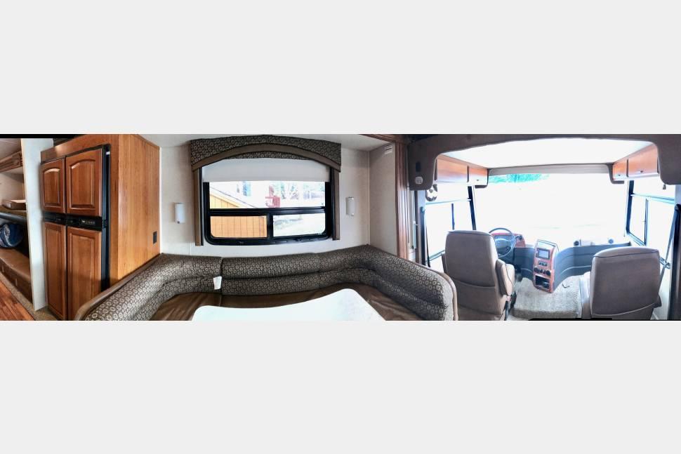 2015 Jayco Precept 29UR - The Ultimate Getaway Machine!
