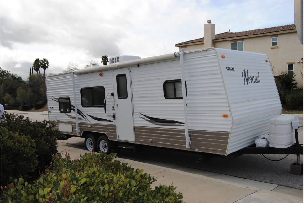2010 Skyline Nomad - Super Fun Nomad Trailer!