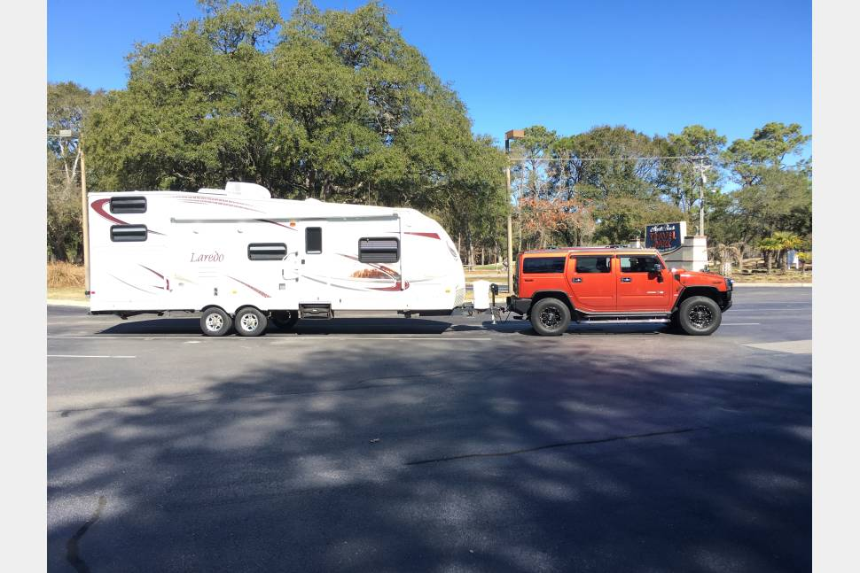 2014 Keystone Laredo - Our Second Home!
