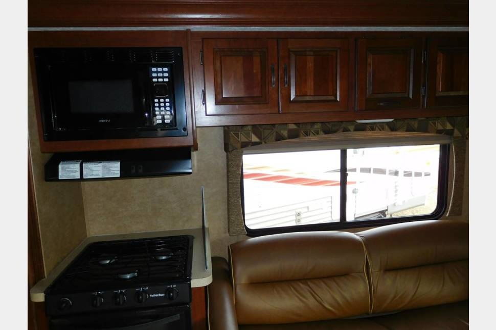 2015 Sunseeker By Forest River - Marvin