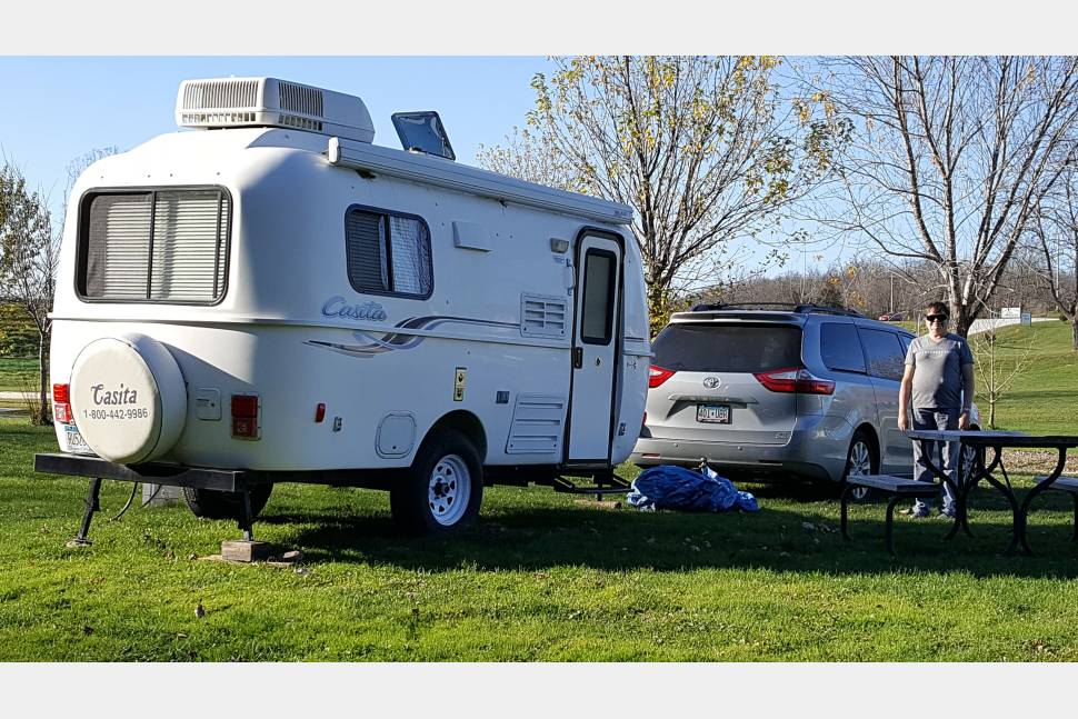 2012 Casita Freedom 17' - Compact Comfortable Camping