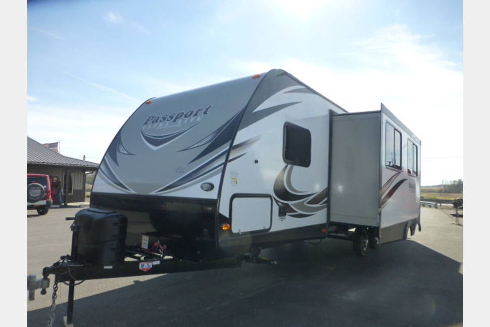 2017 Passport Ultra Lite 2920BH - New Passport Ultra Lite!