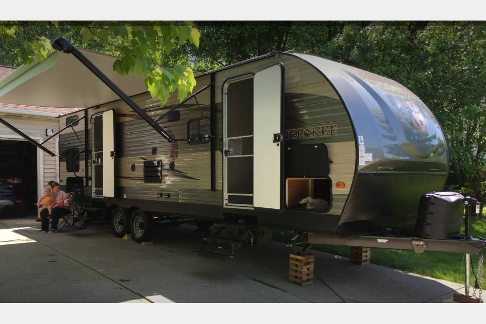 2017 Forest River Cherokee 264 CK - Camper with Style!
