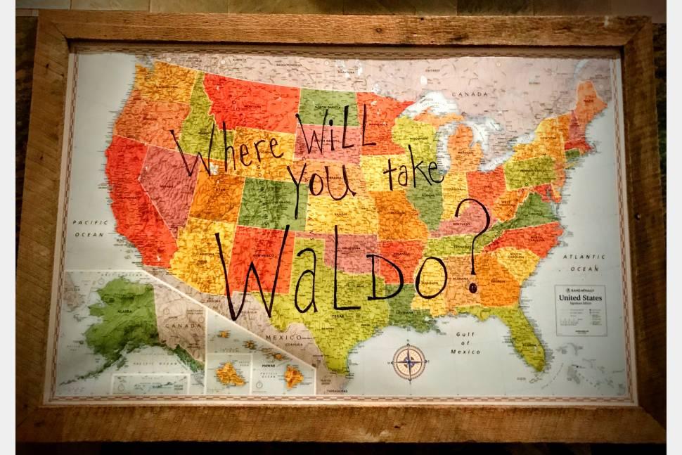 2015 Thor Vegas 24.1 - Where's Waldo?