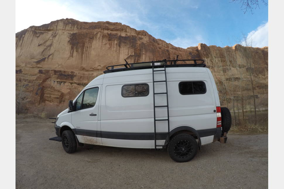 2016 mercedes sprinter 4x4 rv rental in salt lake city ut for Mercedes benz rv rentals