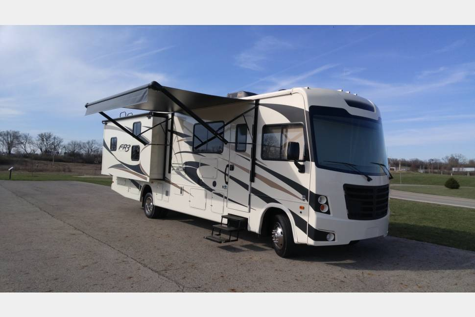 2017 Forest River FR3 32DS - Big Family Dream