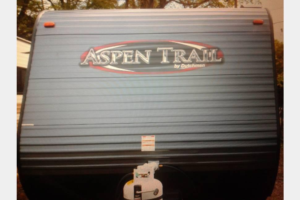 2016 Dutchman /Aspen Trail - Relaxing Aspen Trail