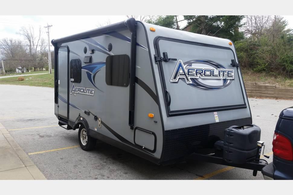 2013 Aerolite - Ridgetop RV Rentals Aerolite