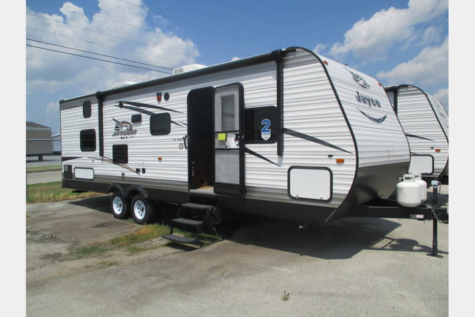 2016 Jayco Jay Flight 29QBS - 2016 Jayco Jay FLight Bunkhouse DELIVERY INCLUDED