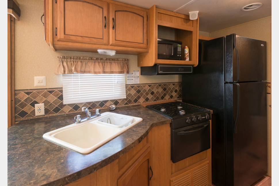 2012 Forest River/Salem 36BHBS - Home Away From Home!!!