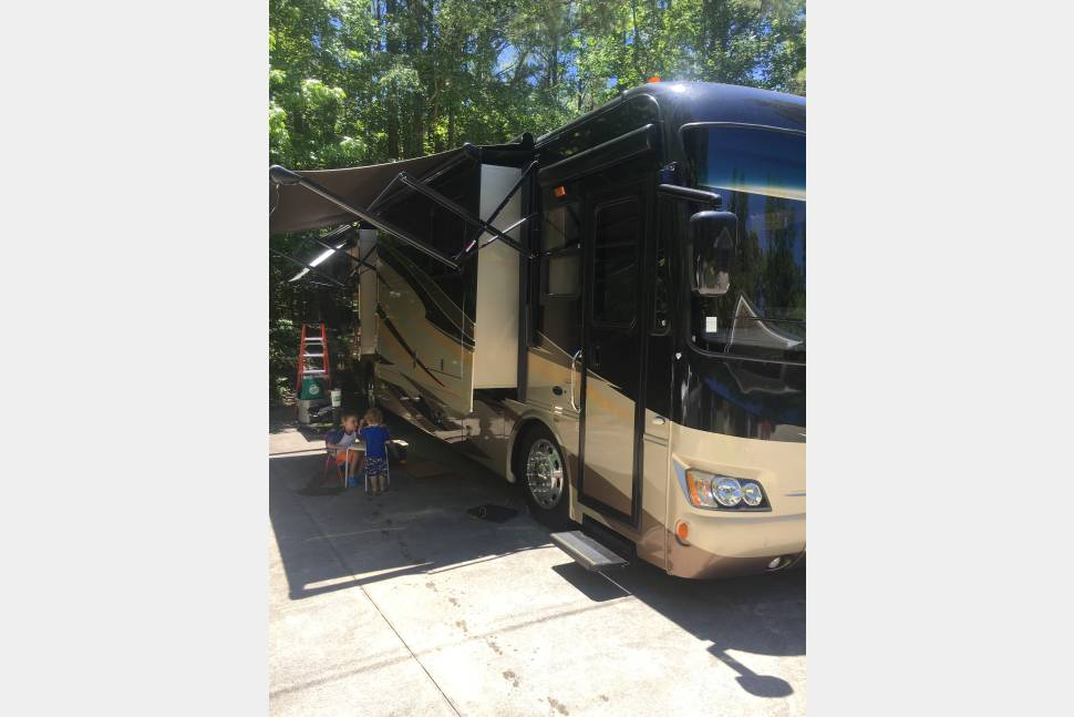 2014 Forest River Berkshire 390bh - The Ultimate Vacation Machine