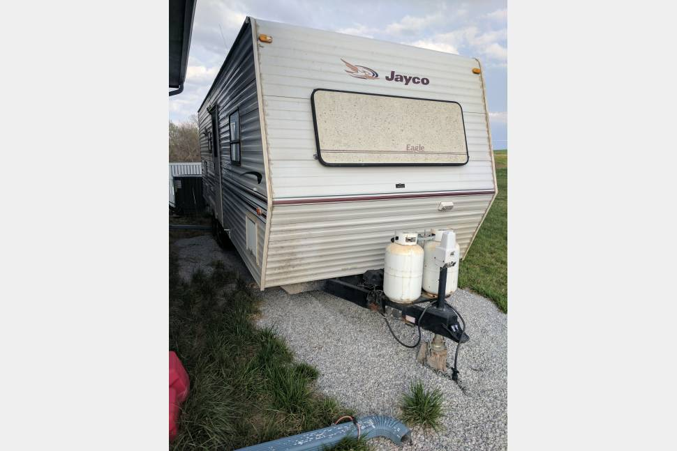 1999 Jayco Eagle W/ Slide Out - My Super Eagle!!!!