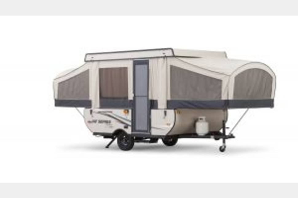 2015 Jayco Sport 10SD - You'll love this lightweight popup! - Delivery Available