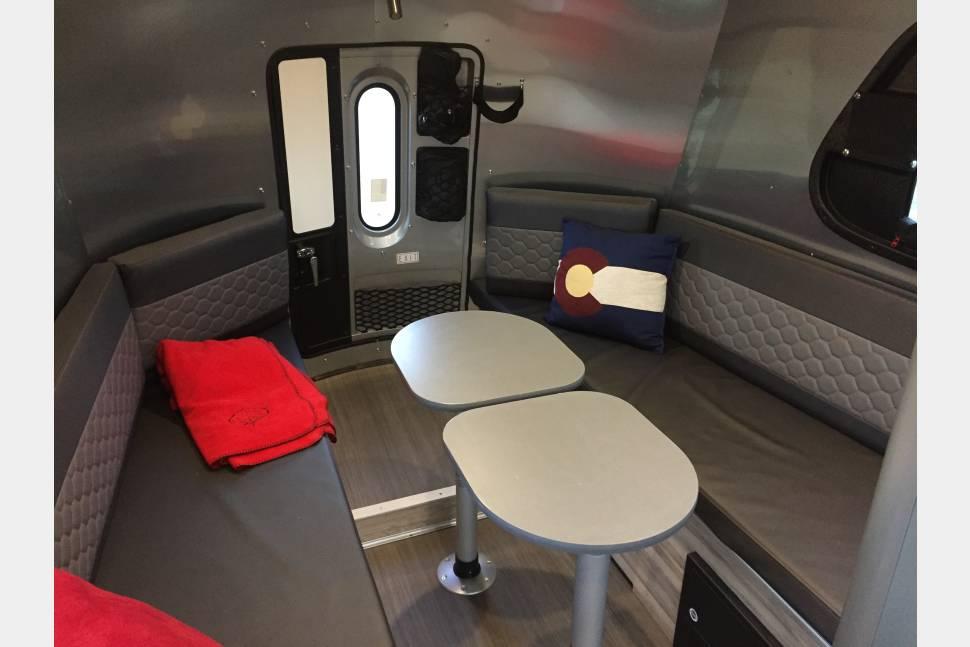 2017 Airstream Basecamp -
