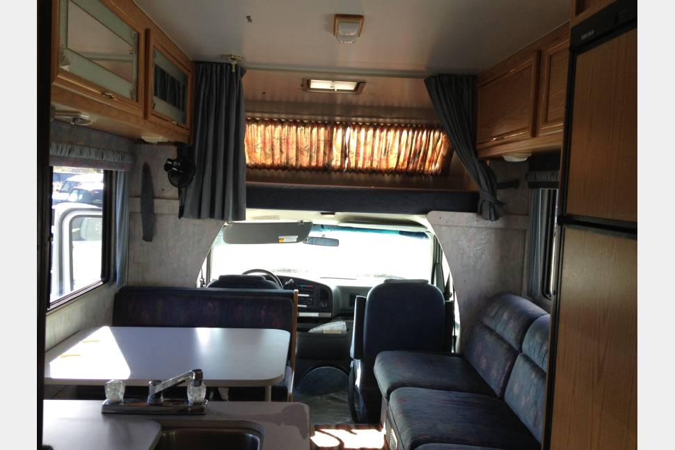1995 Winnebago Minnie 300 - 95 Minnie 300