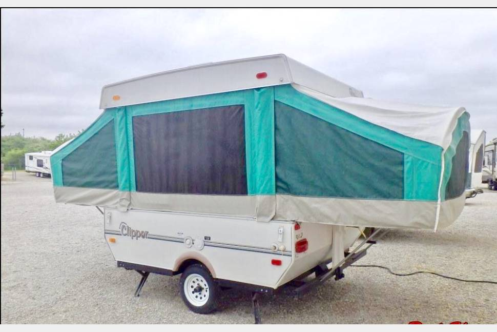 2005 $57/ DAY SPECIAL IF YOU BOOK TODAY -Easy 2 Tow UltraLite PopUp Tent Trailer-Only 900lbs! (Special For Non-peak Days) - $57/ DAY SPECIAL IF YOU BOOK TODAY-Easy 2 Tow UltraLite PopUp Tent Trailer-Only 900lbs!