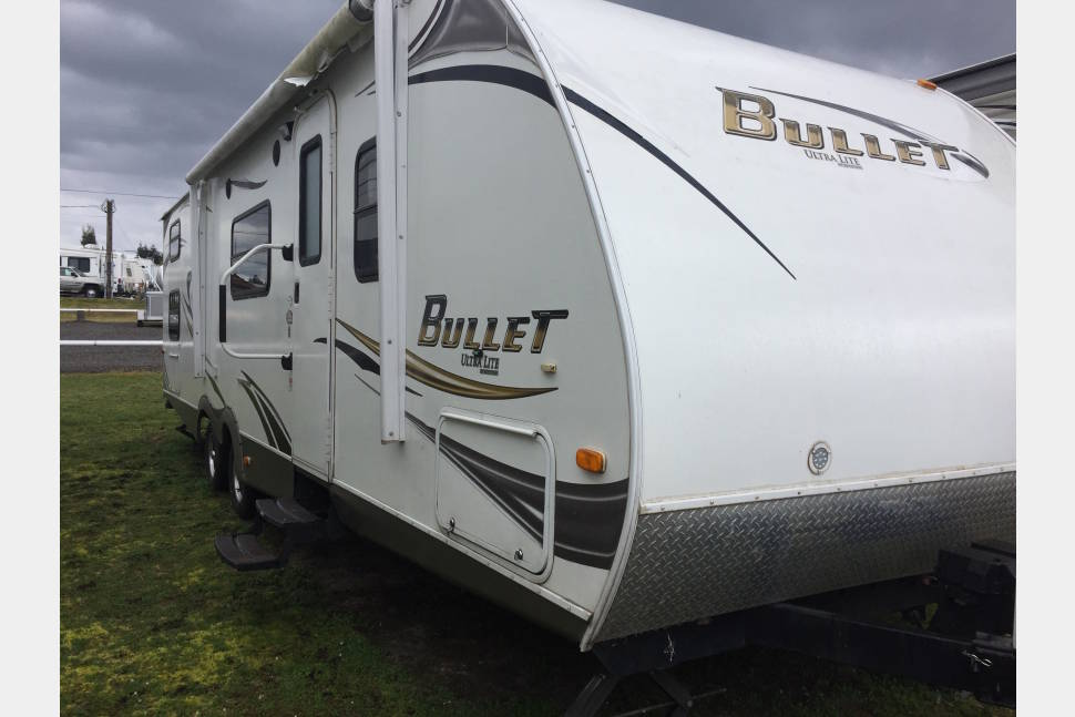 2012 Keystone Bullet - Home away from home