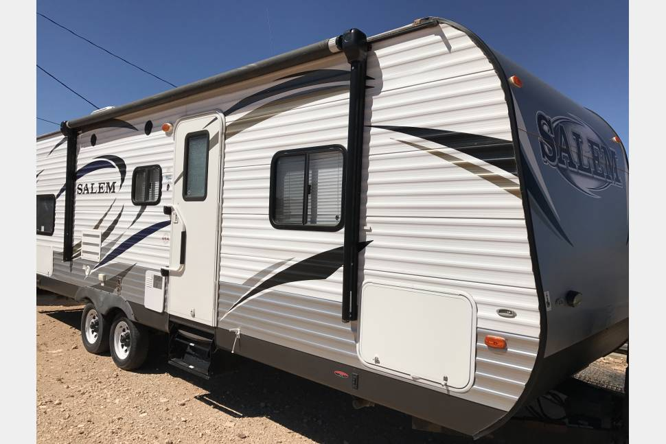2013 Salem By Forest River - Oasis in the Desert
